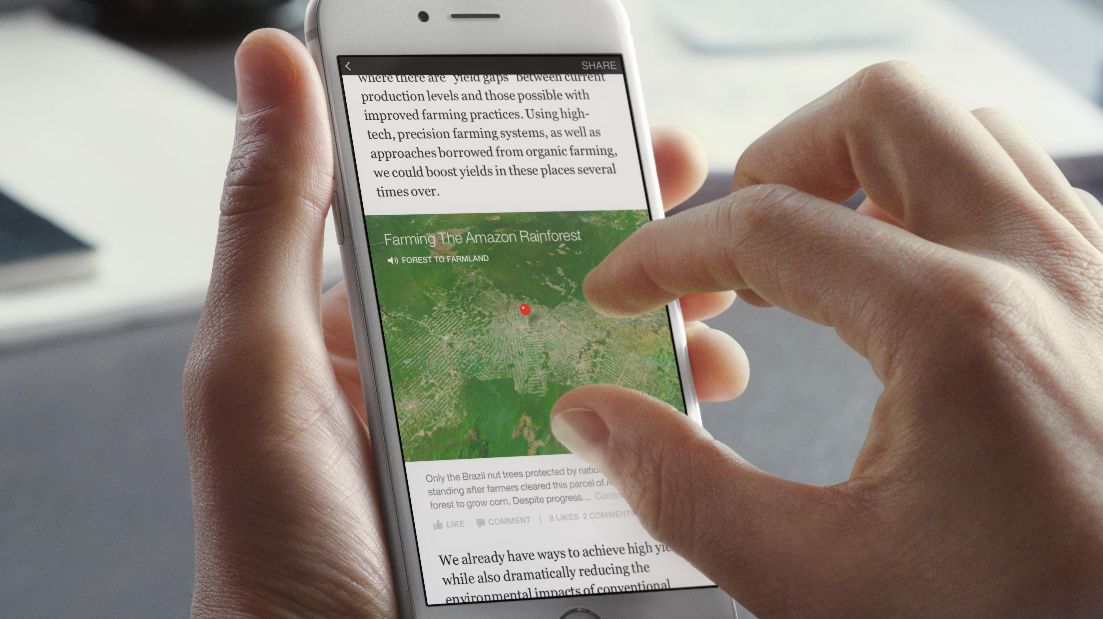 Facebook Instant Articles- ce sunt și cum funcționează
