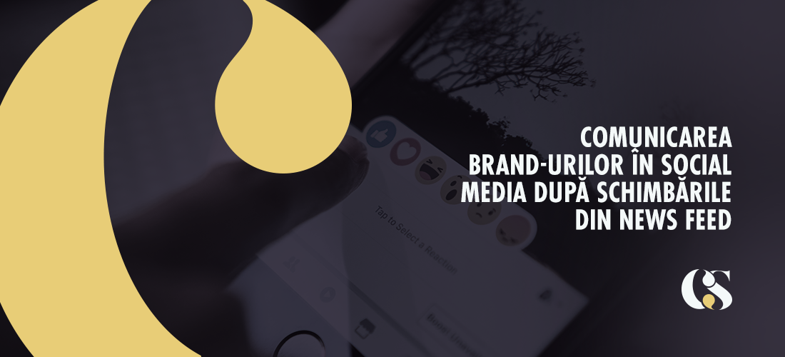 Comunicarea brand-urilor în Social Media după schimbările din News Feed